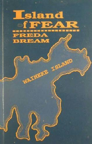 book cover of Island of Fear