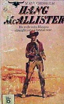 book cover of Hang McAllister