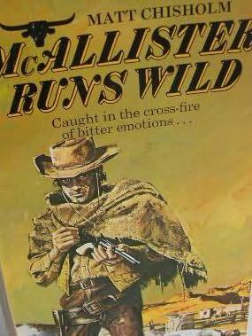 book cover of McAllister Runs Wild