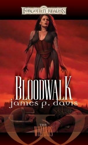 book cover of Bloodwalk