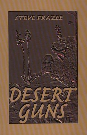book cover of Desert Guns