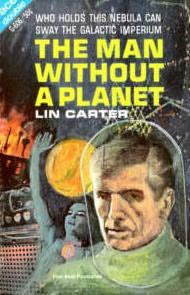 book cover of The Man without a Planet