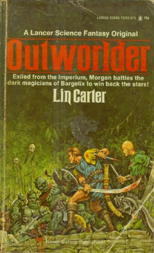 book cover of Outworlder