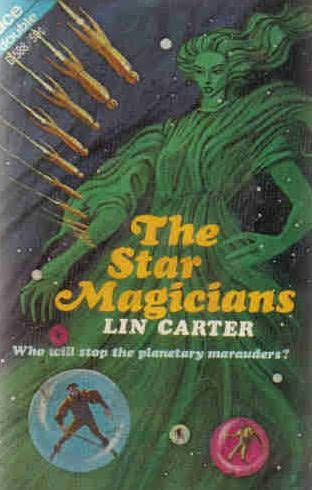 book cover of The Star Magicians