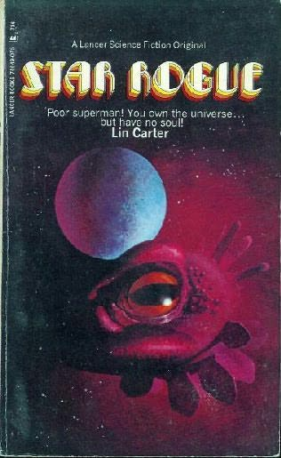 book cover of Star Rogue