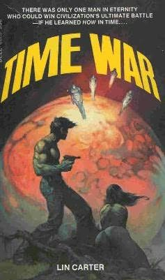 book cover of Time War