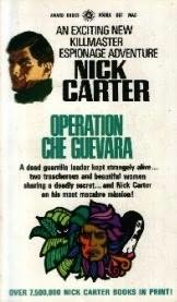 book cover of Operation Che Guevara