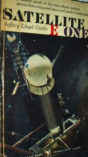 book cover of Satellite E One