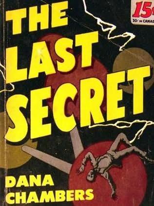 book cover of The Last Secret