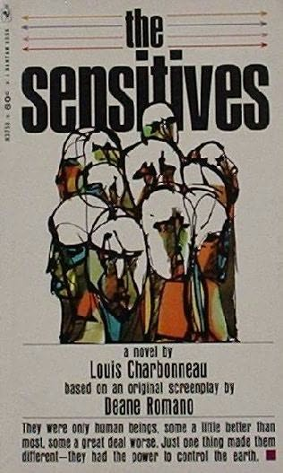 book cover of The Sensitives