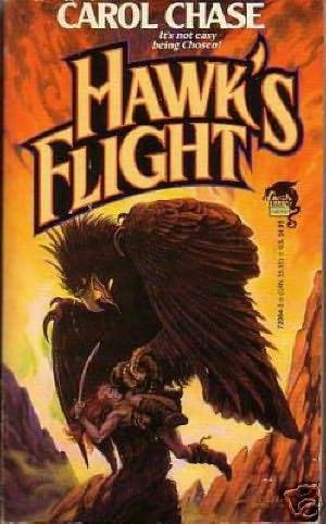 book cover of Hawk\'s Flight