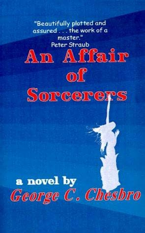 book cover of An Affair of Sorcerers