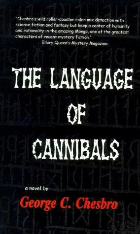 book cover of The Language of Cannibals