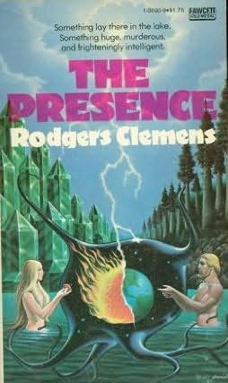 book cover of The Presence