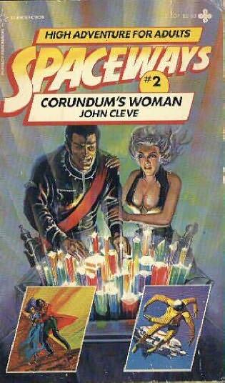 book cover of Corundum\'s Woman