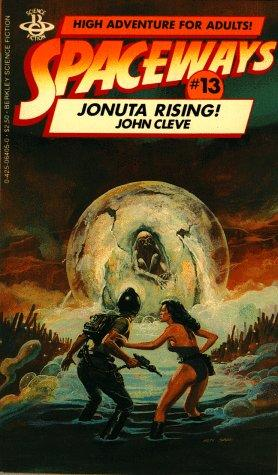 book cover of Jonuta Rising!
