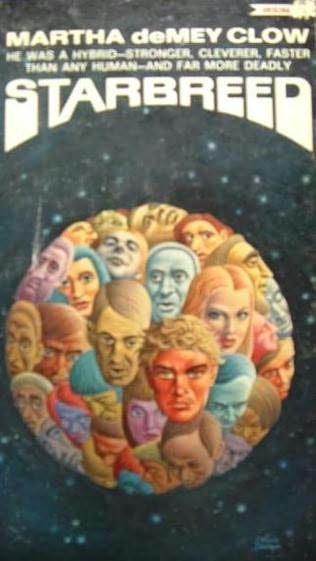 book cover of Starbreed