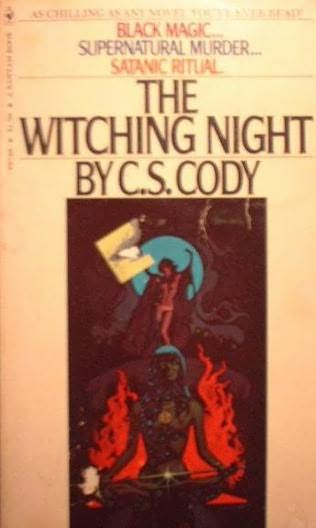 book cover of The Witching Night