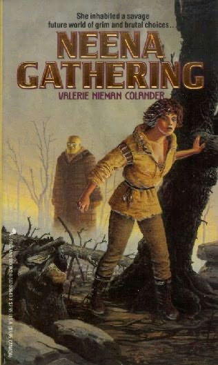 book cover of Neena Gathering