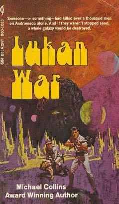 book cover of Lukan War
