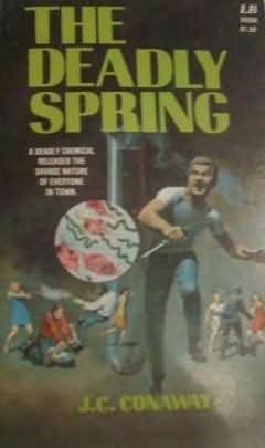 book cover of The Deadly Spring