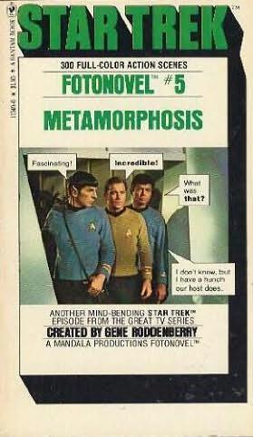 book cover of Metamorphosis