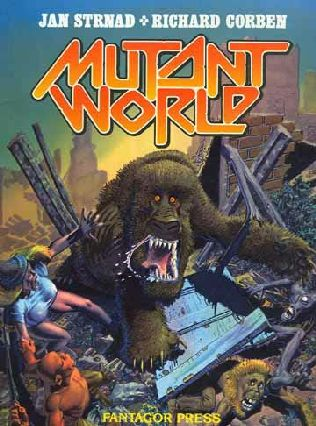 book cover of Mutant World