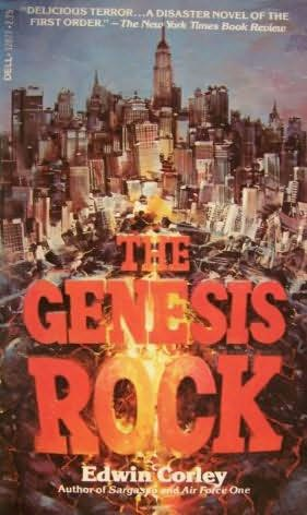 book cover of The Genesis Rock