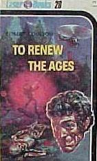 book cover of To Renew the Ages