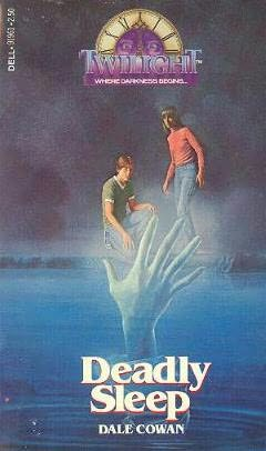 book cover of Deadly Sleep