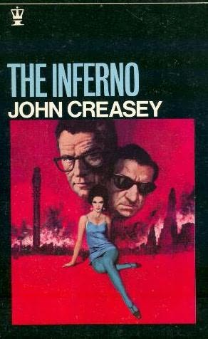 book cover of The Inferno