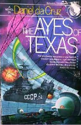 book cover of The Ayes of Texas
