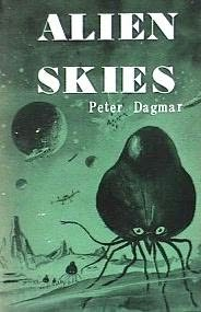 book cover of Alien Skies