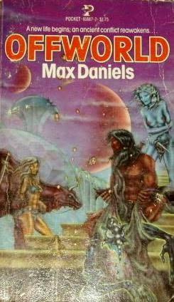 book cover of Offworld