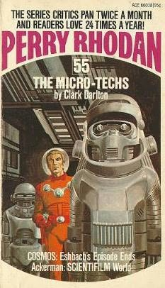 book cover of The Micro-Techs