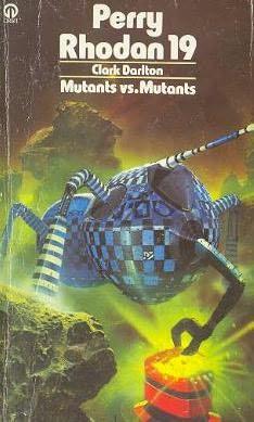 book cover of Mutants Vs. Mutants