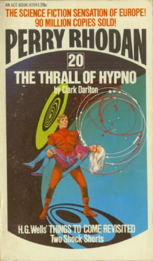 book cover of The Thrall of Hypno