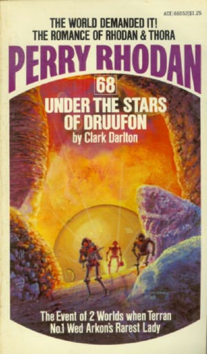 book cover of Under the Stars of Druufon