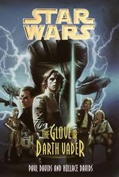 book cover of The Glove of Darth Vader