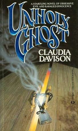 book cover of Unholy Ghost