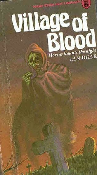book cover of Village of Blood