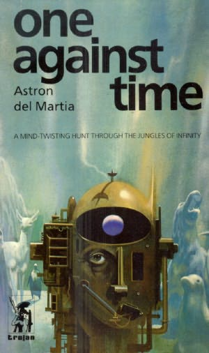 book cover of One Against Time