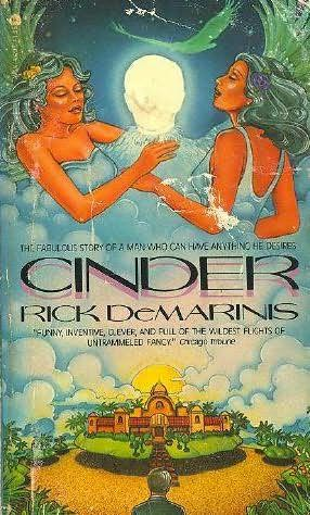 book cover of Cinder