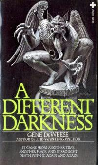 book cover of A Different Darkness