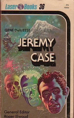 book cover of Jeremy Case