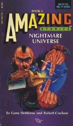 book cover of Nightmare Universe