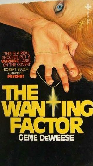 book cover of The Wanting Factor