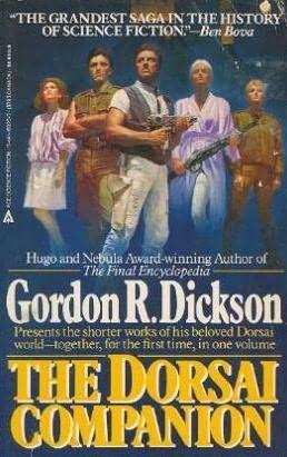 book cover of The Dorsai Companion