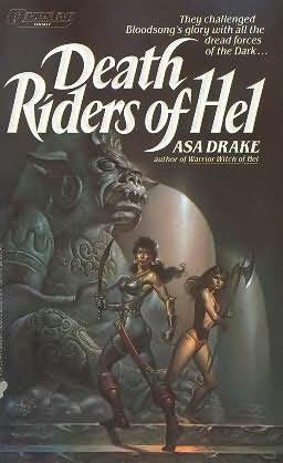 book cover of Death Riders of Hel