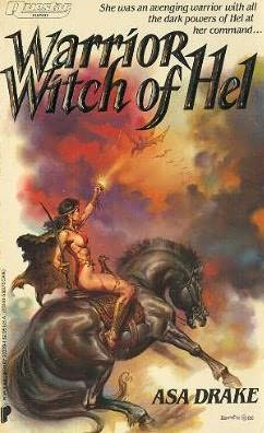 book cover of Warrior Witch of Hel